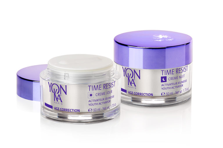 Turn Back Time With Yon-Ka Time Resist!
