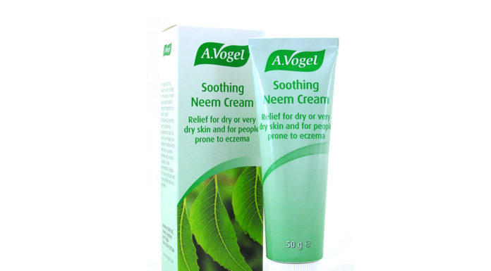 Nuz Shugaa's Review of A. Vogel Soothing Neem Cream
