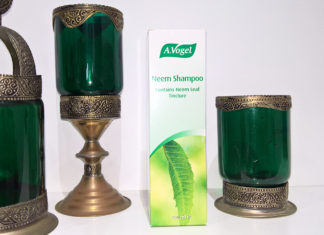 Nuz Shugaa's Review of A.Vogel Neem Shampoo