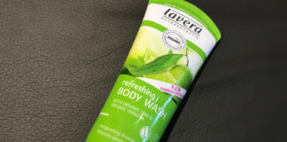 Nuz Shugaa's Review of Lavera's Body Wash