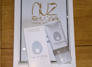 Nuz Shugaa's Review of Omorovicza Moor Cream Cleanser