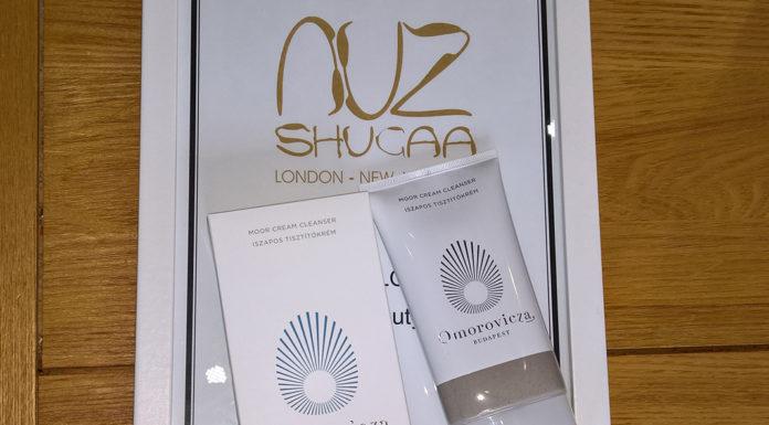 Nuz Shugaa's Review of Omorovicza Moor Cream Cleanser