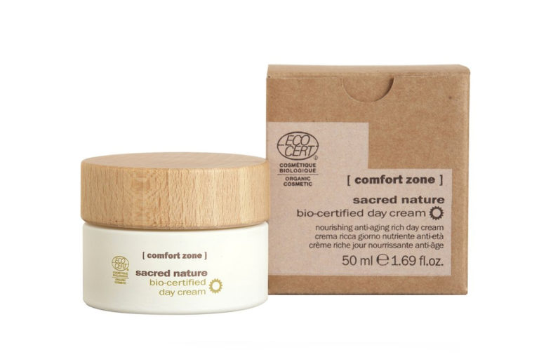 Step Into Your Comfort Zone! With Sacred Nature Day Cream