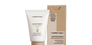 Comfort Zone Sacred Nature Light Hydrating Fluid